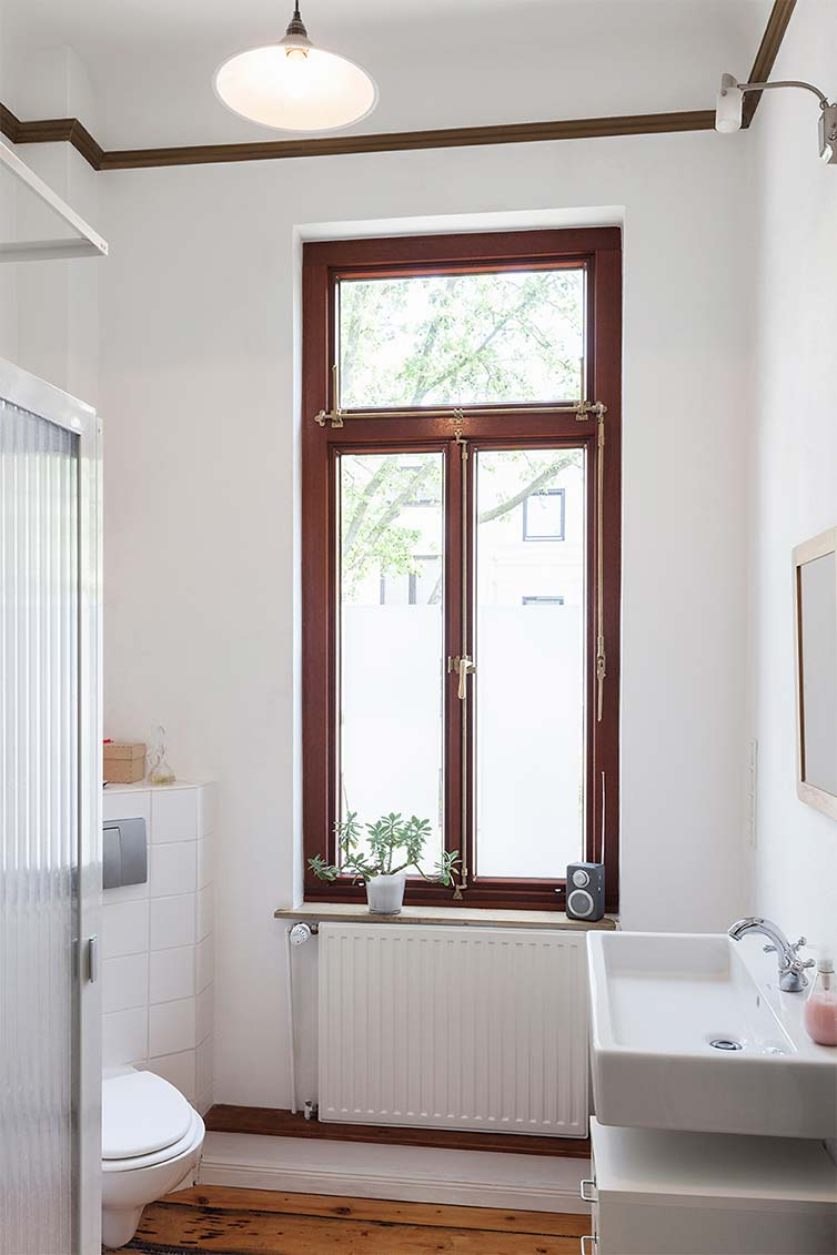 Altbremer Fenster, Bremen Steintor, Bad