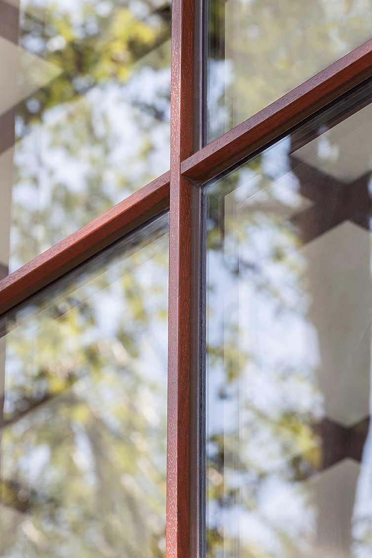 Altbremer Fenster, Bremen Steintor, Sprossen