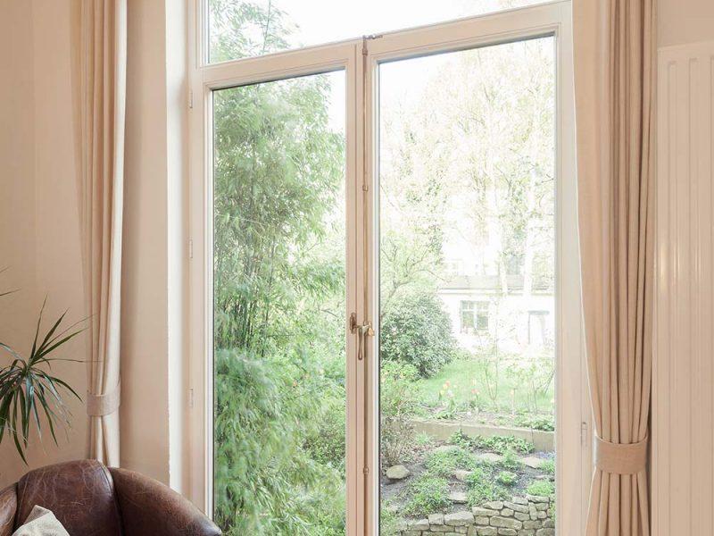 Bremer Fenster, Bremen Fesenfeld, Terrasse