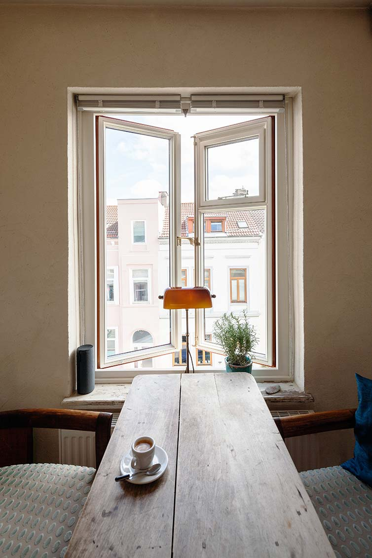 Bremer Fenster, Bremen Fesenfeld, Wohnraum