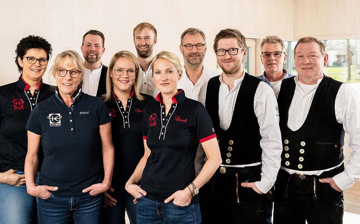 Team Kahrs Holzbau