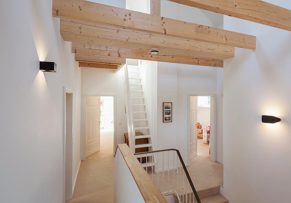 Wohnraumerweiterung durch Holzanbau